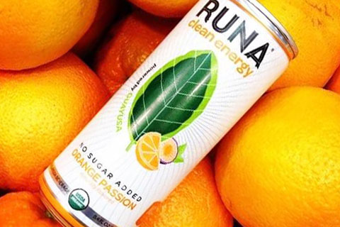 Review: Runa Orange Passion