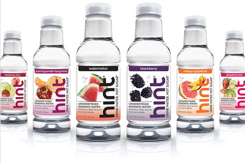 Hint Water to Unveil Pineapple and Cherry Fizz Flavors