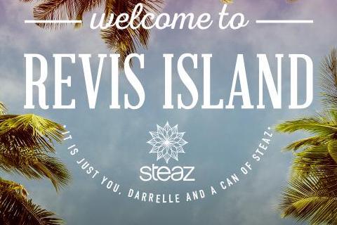 Steaz Welcomes Darrelle Revis as Brand Ambassador