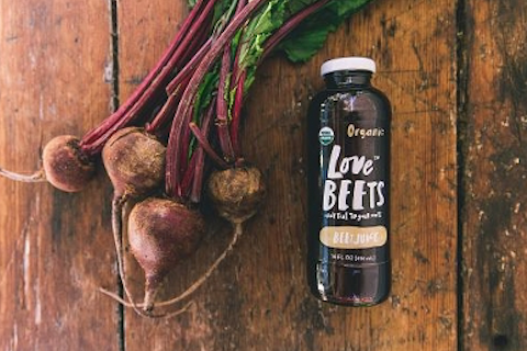 Love Beets Launches Organic Beet Juice