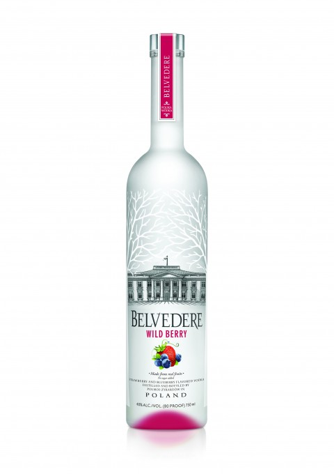 Belvedere Vodka Wild Berry