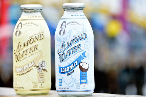 Victoria's Kitchen Almond Water Now Available at Fresh & Easy