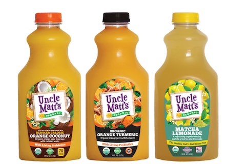 Uncle Matt's New Varieties