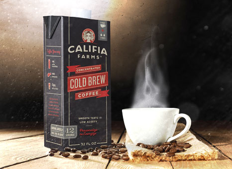 Review: Califia Farms Concentrated Cold Brew Coffee