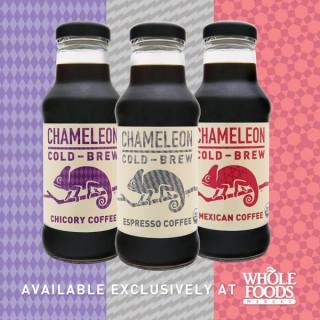 Chameleon New Flavors