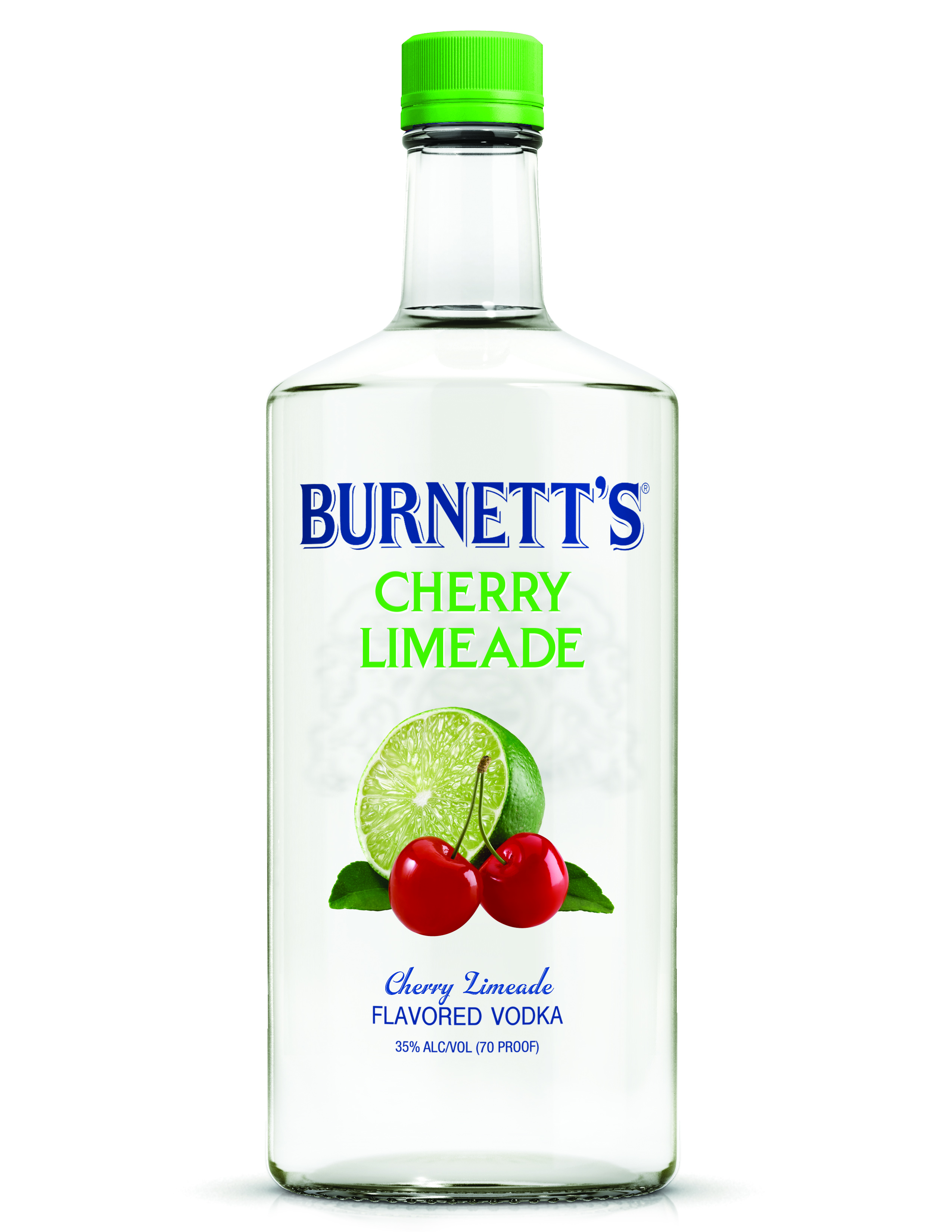 Heaven Hill Brands Introduces Cherry Limeade and Apple Berry Flavors ...