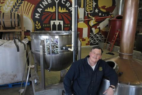 Maine Craft Distilling feat