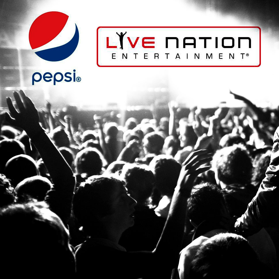 Distribution Roundup: PepsiCo Lands Live Nation; Starbucks' RTD Frappucinos Head to China