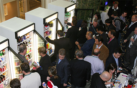 Showcase Your Brand at the BevNET Live Summer 2015 Sampling Bar