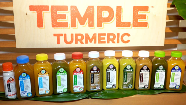Video: One-on-One with Temple Turmeric's Daniel Sullivan