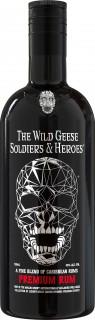 The Wild Geese Soldiers & Heroes Premium Rum