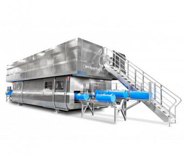 NutriFresh Services Adds Hiperbaric 525 HPP Machine to its New Jersey Tolling Facility