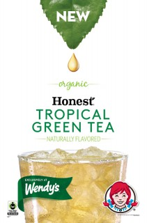 Wendy's Honest Tea