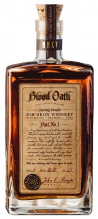 Blood Oath Whiskey