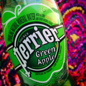 Green Apple Perrier
