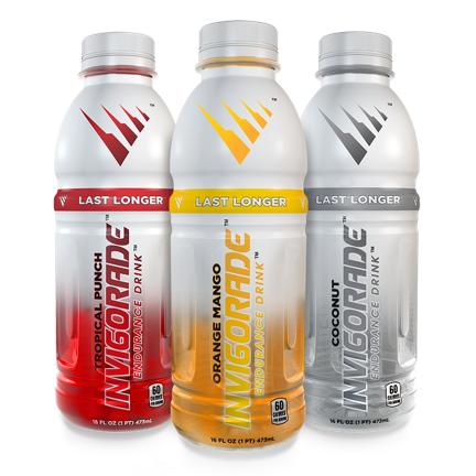 INVIGORADE Now Available at Haggen and Jensen's
