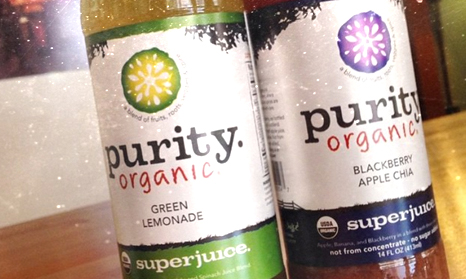 Review: Purity Organic Superjuice – New Varieties