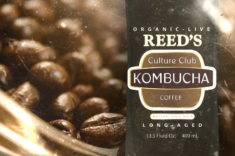 Review: Reed's Culture Club Coffee Kombucha