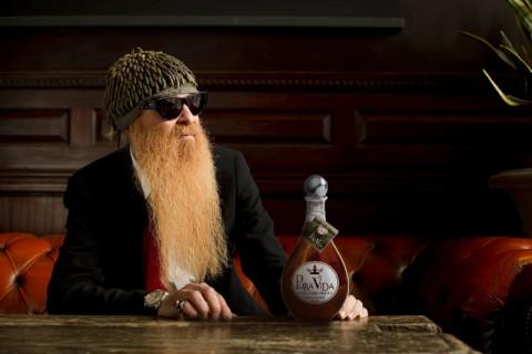 Pura Vida Tequila Billy Gibbons