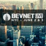 Just ONE Week Until BevNET Live Summer '15; Fewer Than 25 Tickets Remain!