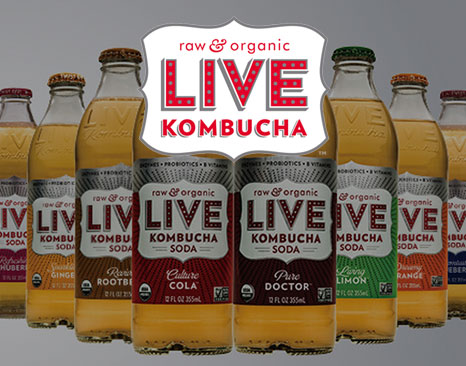 Review: Live Soda Kombucha (New Packaging)