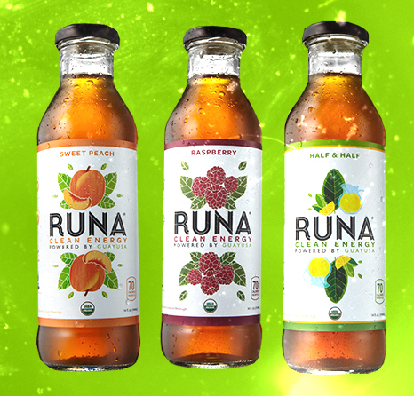 Review: Runa – New Products