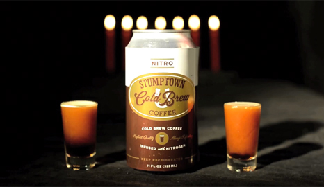 Review: Stumptown Cold Brew Coffee Infused with Nitrogen