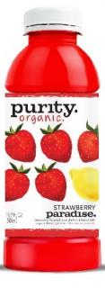 purity organic strawberry paradise