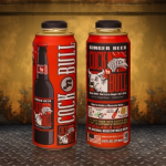 Cock'n Bull Ginger Beer Adds the Rexam 24 oz. Cap Can to its Packaging Lineup