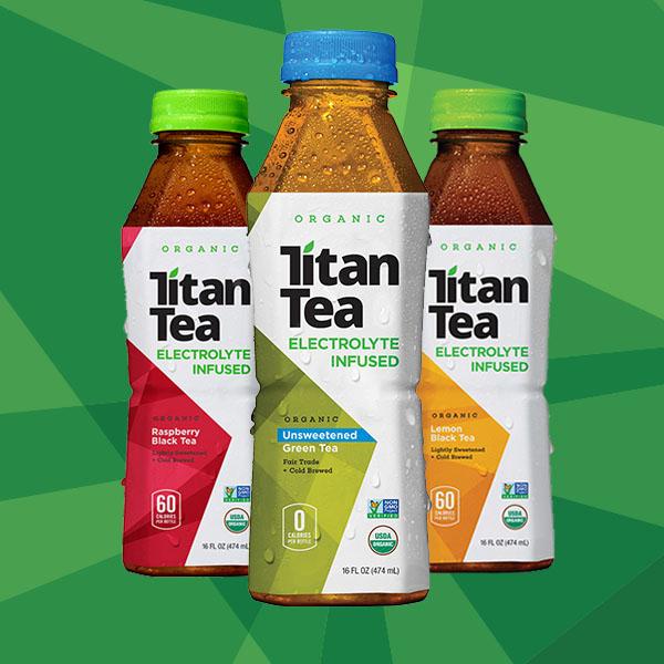 Titan Tea Expands Distribution Through UNFI's Speed to Market Program