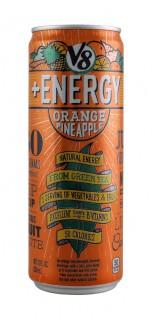 V8 + Energy