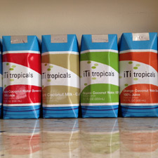 ITI Tropicals Announces Availability of Eight New Prototype Blends of Coconut Water with Other Juices