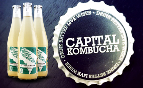 Review: Capital Kombucha