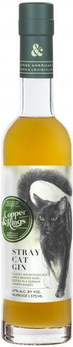 Stray Cat Gin 375 Cutout