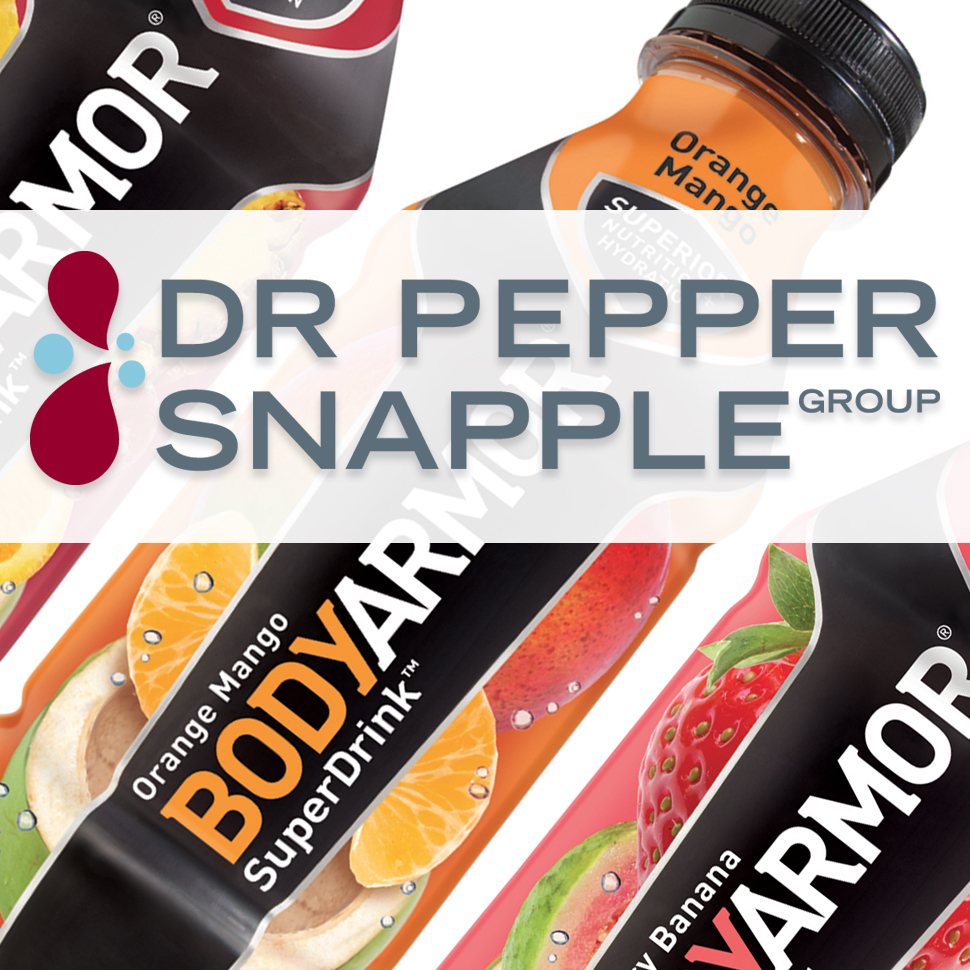 Dr Pepper Snapple Pays $20 Million for 11.7 Percent Stake in BodyArmor