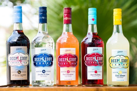 Heaven Hill Brands Acquires Deep Eddy Vodka