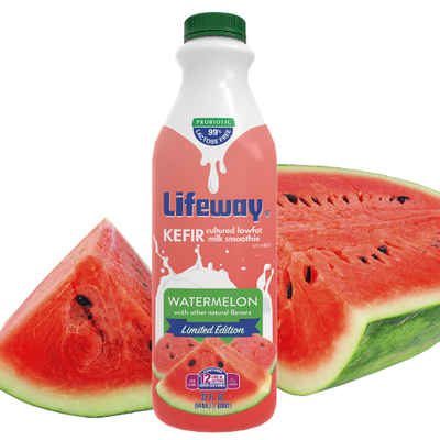 Lifeway Foods Begins Kefir Production at New Waukesha Facility