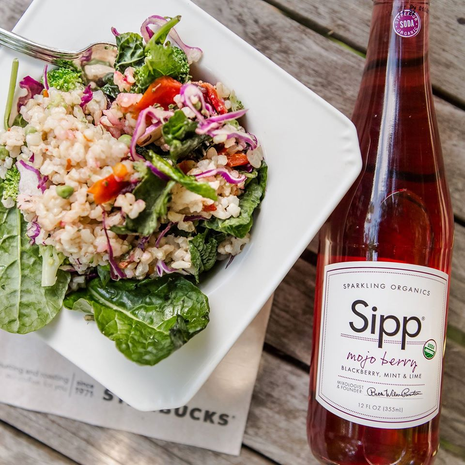 Distribution Roundup: Sipp Hits Starbucks; B'More Organic Goes National
