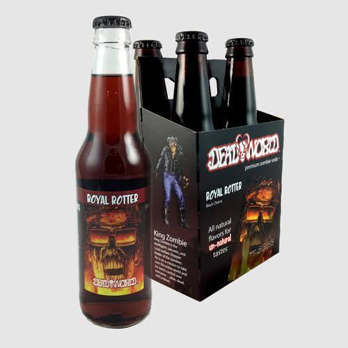 Deadworld Soda Adds Distribution in Canada