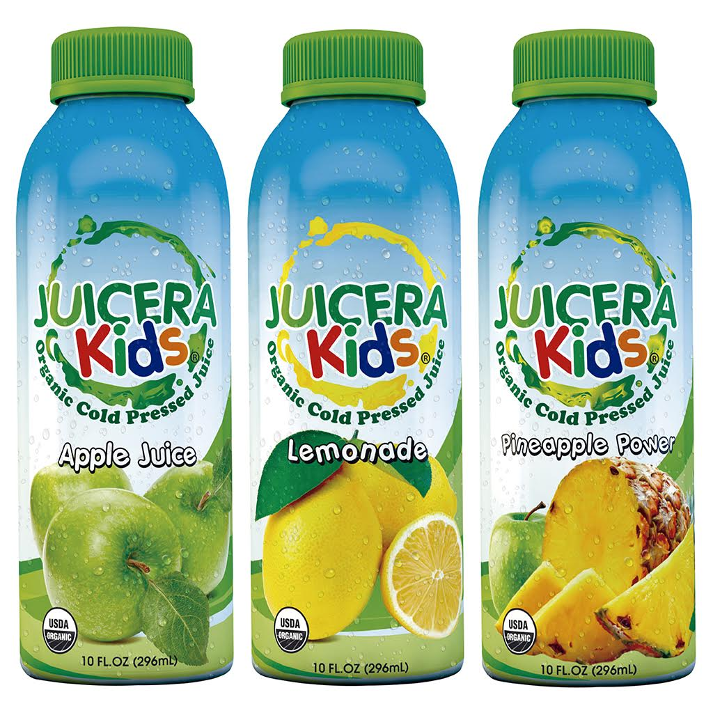 JUICERA Introduces 'JUICERA Kids' Line at Whole Foods