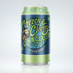 BeBevCo's Cheech and Chong Chillaxation Drink Goes into Production