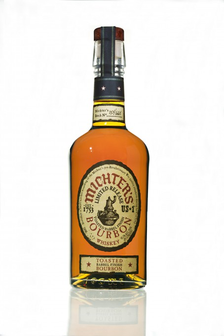 Michter's US*1 Toasted Barrel Finish Bourbon (PRNewsFoto/Michter's Distillery)