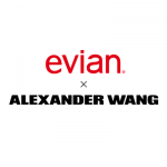 evian Taps Alexander Wang to Design 2016 Limited Edition Bottle