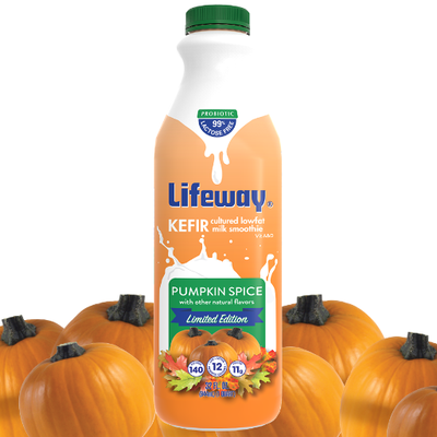Lifeway to Roll Out Limited-Edition Seasonal Flavors Throughout the Year