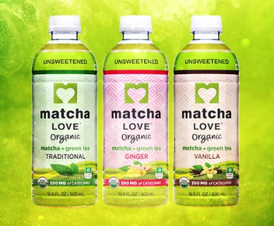 Review: Matcha Love Organic