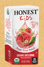 Honest Kids Fruit Punch