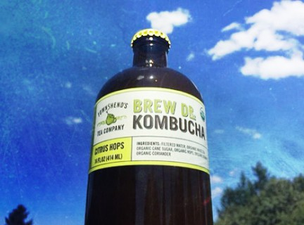 Review: Brew Dr. Kombucha Citrus Hops