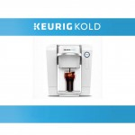 "Keurig Launches New ""Kold"" Beverage System"