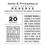 Heaven Hill Introduces Ultra Rare John E. Fitzgerald Very Special Reserve Bourbon