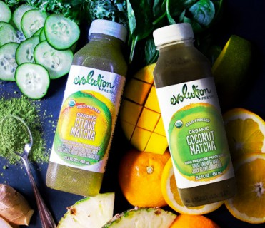 Review: Evolution Fresh Matcha-Infused Juices